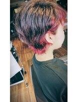 ヘアーフラッグ 成増店(hair flag)summer☆ 2トーンカラー