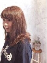ボヌールヘア(BONHEUR HAIR)ボヌールヘアー 綾瀬【YUKIE】プラチナベージュ