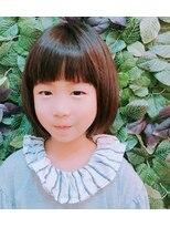 【Aile Hair】キッズショート★キッズボブ