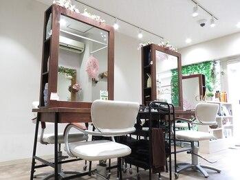 ヘアカラー専門店 チャオ(Ciao)の写真/【リタッチ¥2460/フル¥2980】『安くて美しい仕上がり』ヘアカラーは専門店のCiaoへ!キレイのキープが叶う♪