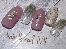 ヘアー アンド ネイル アイヴィー(hair nail IVY)の雰囲気(★Nail併設、ヘアとネイルの同時施術も可能です★)