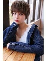 RueD'or春日井×ヤナ カジュアルショート