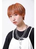 エゴヘアコレクション(EGO HAIR COLLECTION))マッシュオレンジ