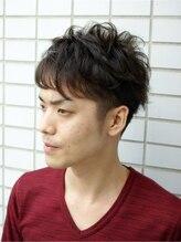 ラプト ヘアメイク(RAPT Hair make)パーマスタイル