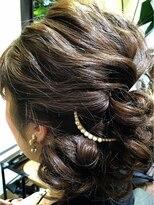 コレット ヘアー 大通(Colette hair)シンプル×アレンジ