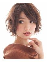 ヘアケアサロン シェーン(hair care salon Schon)大人のパーマスタイルで簡単スタイリング