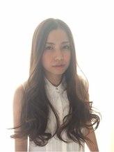 ヘアーデザイン ゴールド(Hair design GOLD)ふんわりAラインロング