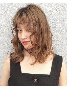 ルッツ(Lutz. hair design)2019 Summer style