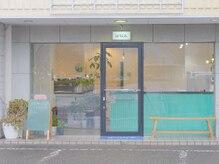 ユベントスの雰囲気(お店の前が中津川市民病院になります。)
