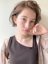 グリーン 表参道(green)【KANA】ショートボブ×シアーカラー