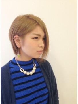 トゥーヘアーカゴシマ(two hair kagoshima)Cool spring