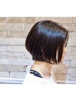 ヘアドレス レイ(Hair dress Lei)ショートボブ