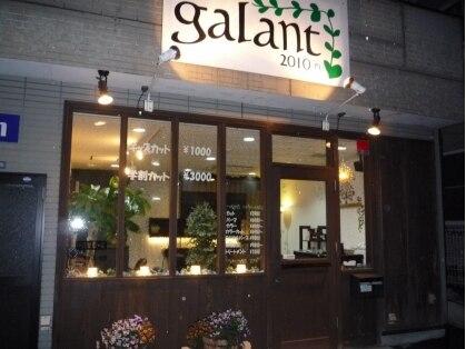 ギャラン(galant)の写真
