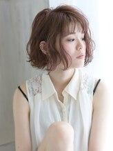 ヘアアンドメイク アリス(hair&make ALICE produce by COLT)ショートボブ&ピンクアッシュ