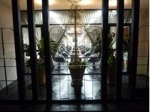 ケーエス ヘア(KS HAIR)の雰囲気(建築家の方に高級リゾートをイメージにデザインして頂きました。)