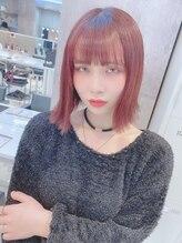 ワンズミラー(ONE'S MIRROR)チェリーピンクボルドー☆