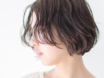 バックステージ back stageの写真/扱いやすさ=《ベースカット》がカギ★backstageこだわりのカット技術で、髪がのびても痛まずまとまる!