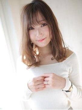 アグ ヘアー ユウ 小倉魚町店(Agu hair you)レディなハンサムウェーブ