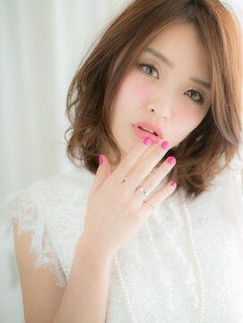 モッズ ヘア 越谷店(mod's hair)…mod's越谷…媚びない☆クールなセミディa