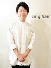 ジングヘアー 新小岩店(zing hair)村本 詳裕