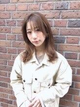 セシルヘアー 岡山駅前店(Cecil hair)大人可愛い★韓国シースルーバング