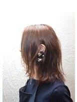 アルブル ヘア デザイン ファクトリー(arbre hair design factory)揺れミディ