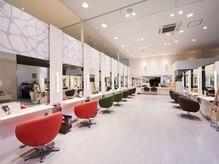 ヘアーサロン ソシエ 越谷レイクタウン店の雰囲気(髪をいたわりながら、もっと魅力を引き出すスタイルに。)