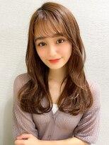 シェルハ(XELHA)アフロート斎藤 20代30代まとまるロング 流し前髪 似合わせ
