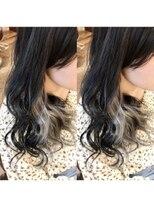 ヘアーメイクチック(HAIR MAKE CHiC)インナーホワイト