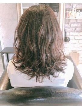 ヘアー アトリエ エゴン(hair atelier EGON)ロブ