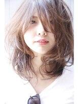【maiuna  あっちゃん 】夏のモテ髪☆ひし形シルエット