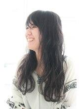 アプリール(aprir)ハイライト+グラデーション+ダークグレー☆