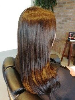 ツイーディア(Tweedia)の写真/髪の毛にお悩みのある女性必見!髪に関するお悩みは何でもご相談下さい。解決に導きます☆