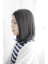 美髪黒髪着物イルミナカラーヘルシーレイヤーデジタルパーマ/005