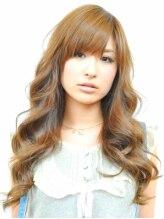 トータルビューティーヘアーアール(total beauty hair R)Rkスタイル