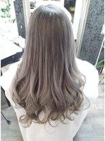 ヘアーグランデシーク(Hair Grande Seeek)外国人風♪royal Ash gray(^^)