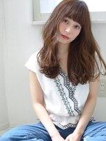 リーズヘアー(+Rees hair)【+Reeshair】外国人風カラー×ナチュラルミディアム