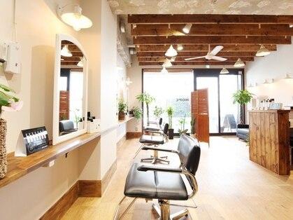 hair salon HOPE