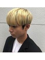 ヘアーアイストゥーレ(HAIR ICI TRE)韓国風マッシュヘアー