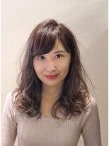 ヴェジールヘアデザイン(Vezir hair design)【さわりたくなる質感】ふんわりアッシュベージュ