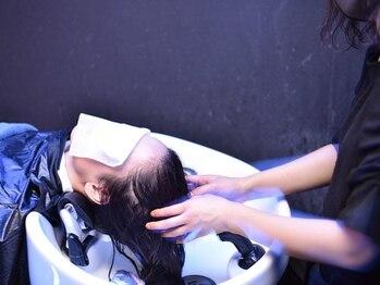 プリマヴェーラ 神楽坂の写真/静寂の中、自然のBGMが奏でる空間・・・☆当店自慢の『癒しのヘッドスパ』をご体験ください。
