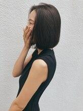 マイ ヘア デザイン(MY hair design)オトナ BOB【堀研太】