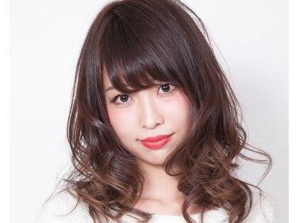 ヘアスタジオ ジャンテ(Hair Studio J'en te)の写真