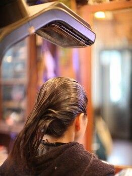 """ノーションヘアプロダクツの写真/熟練スタイリストがあなたの""""なりたい""""ד似合う""""を叶えてくれる。プロの視点から的確にアドバイス!"""