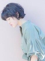 インシ(h&m insi)【insi松永】大人可愛い耳掛けショート