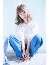 ネオリーブ ロタ 鷺沼駅前店(Neolive lotta)30代40代ママさんオススメ☆大人かわいいミディアムスタイル