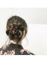 ヴェジールヘアデザイン(Vezir hair design)ヘアセット