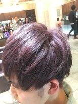 ゴッサムヘアー(Gotham Hair)バイオレットマッシュ