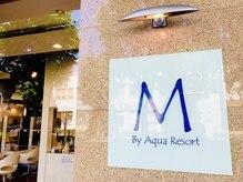 エムツーバイアクアリゾート(M2 By Aqua Resort)の雰囲気(外観。路面店になっております。)