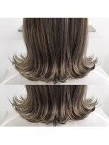 ヘアアンドビューティー クローバー(Hair&Beauty Clover)grege